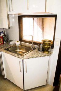 fregadero-cocina-apartamento-las-tenadas-zamora