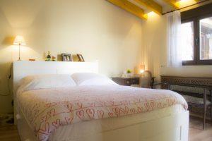 apartamento rural Las tenadas Naciente cama c