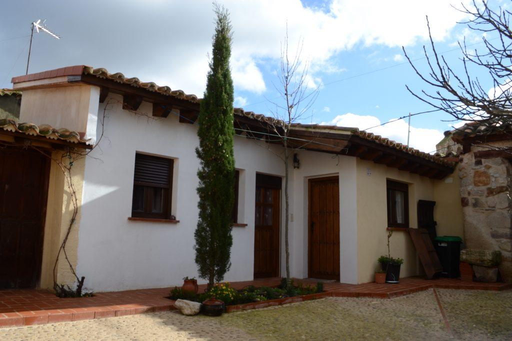 Apartamentos rurales para familias en Zamora