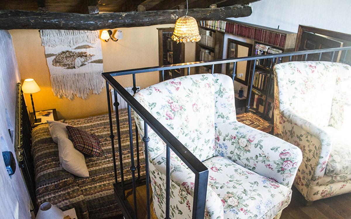Sofas Apartamento El Palomar