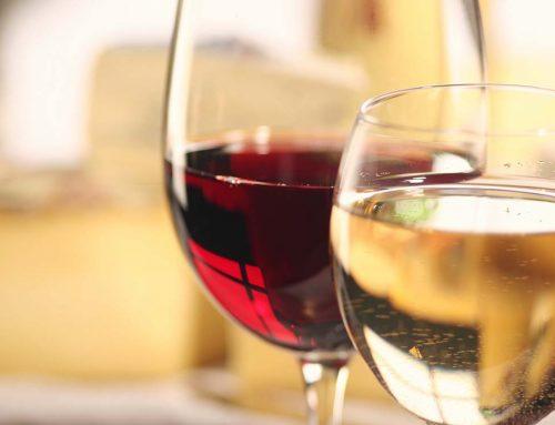 Principales adjetivos del vino