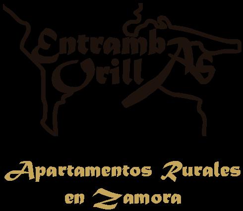 Casa Rural en Zamora con Bodega | Entrambasorillas Logo