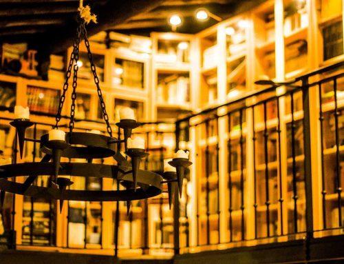 Salón -Biblioteca detalle-