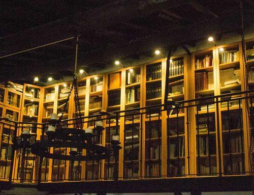 La Biblioteca de Entrambasorillas