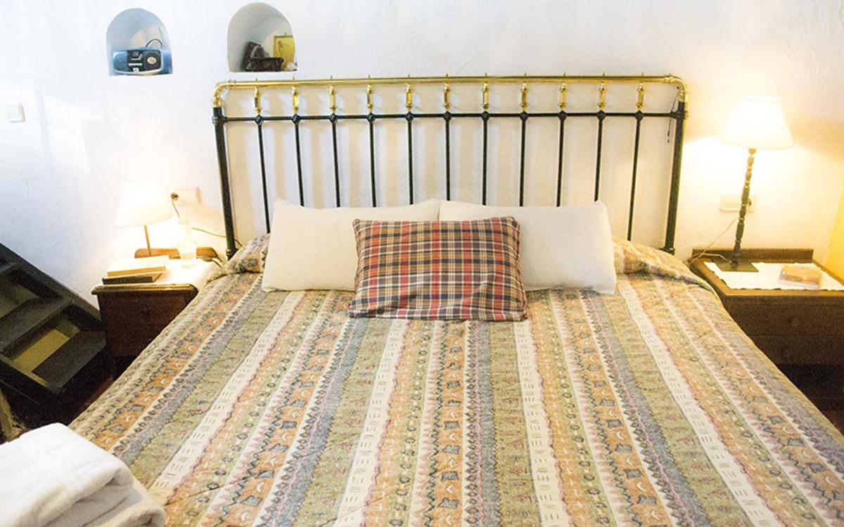 Casa rural en Zamora Habitación Principal Cama King Size 180 cm