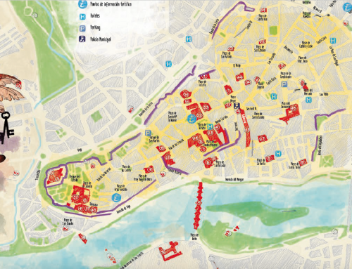 Plano de Zamora