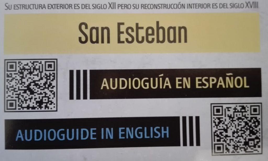 San Esteban Zamora Audioguía