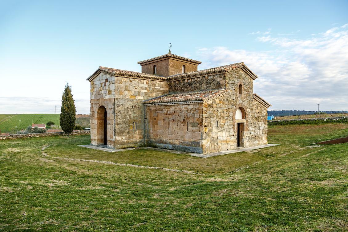 Iglesia Visigótica San Pedro de la Nave