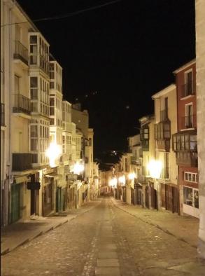 Mesón Balborraz en Zamora