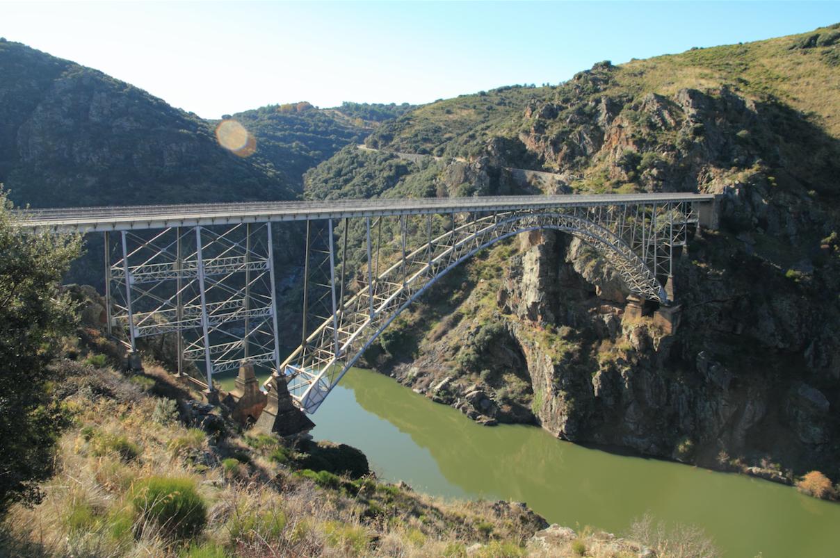 Puente de requejo en Zamora