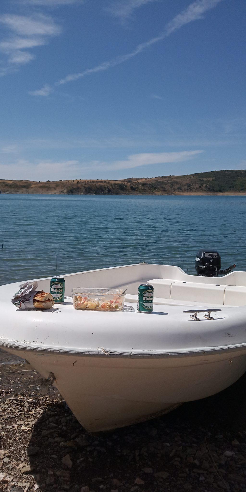 actividades acuáticas en Ricobayo Zamora